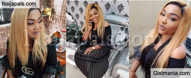HOT!!! : Mercy Aigbe Who Just Turns 40 Shares Saltry Photos To Wet The Appetite Of Her IG Fans