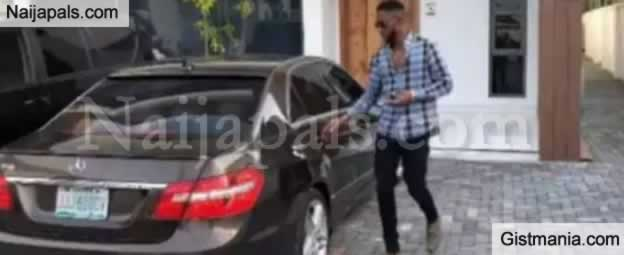 Fans Calls Out #BBNaija Winner,Miracle For Showing Off Car After His Fans Spend Hard To Vote For Him