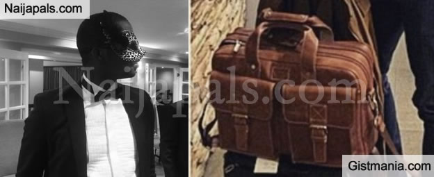 BREAKING !!!:  A Nigerian Man Is Offering N250k To Anyone Who Finds His Stolen Bag In Lagos (Photos)
