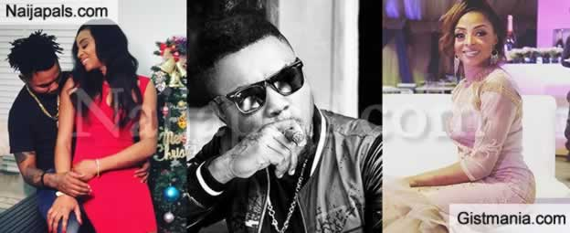 SHOCKING!!!:  Oritsefemi's Wife Blast SLAY QUEENS … Sliding Into Her Husband's DM