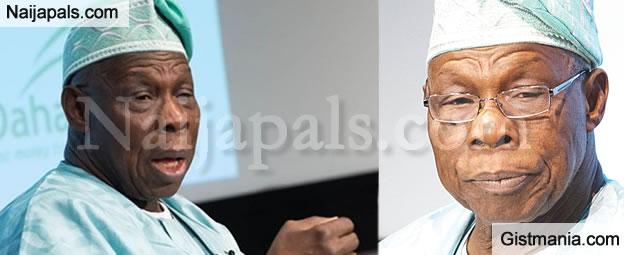 SHOCKING!!!:  Obasanjo Say's – I Will Reveal Explosive Secrets About Nigeria If Anyone Tries To Jail Me – Ex-President, Obasanjo