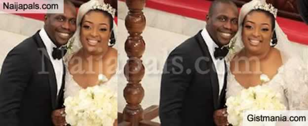 SHAME!!!: 1-Yr Old Marriage Of Obasanjo's Son, Olujonwo Obasanjo Under Fire! Drags Wife To Court For Violence