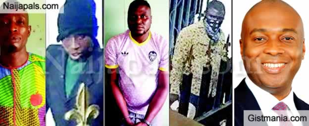 SHOCKING!!!:  Download The Audio Confession Of Offa State Robbers Implication Saraki and Kwara State Governor