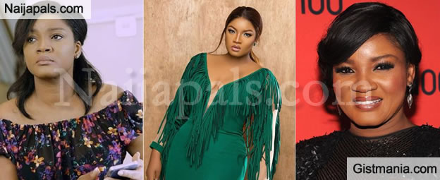 Pretty Actress, Omotola Ekeinde Releases Juicy Five-Day Events For Her 40th Birthday Come February