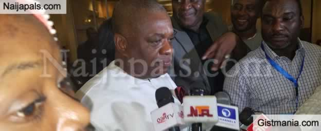 ''We Used To Kill People During Congresses In PDP''- Ex-Governor Orji Uzor Kalu (Video)