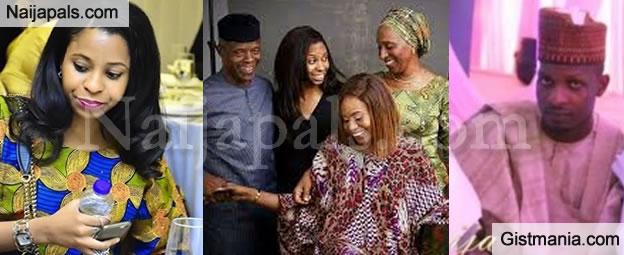Photos Of Seun Shagaya, The Son Of Wealthy Socialite That Damilola Osinbajo Is Set To Marry