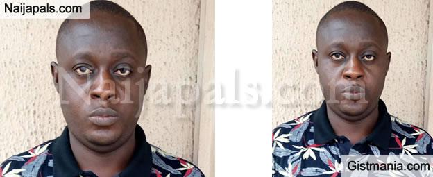 EFCC Arrests Popular Port Harcourt Pastor For N1.8Billion Contract Scam (Photo)