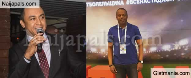 """Did Jesus Mind His Business ?"" -OAP Freeze Reacts As Two Pastors Clash Over Going To 2018 World Cup"