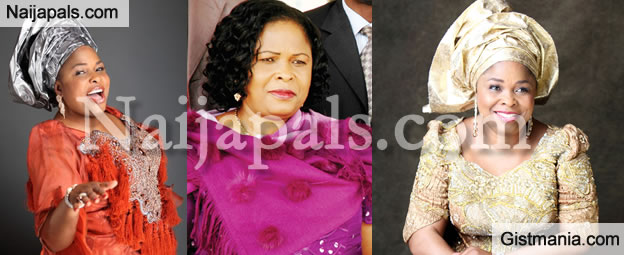 DIA IS GOD OO!! See The List Of Multiple Accounts Patience Jonathan Has; All Frozen Now