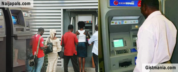 MUST READ! New ATM Scam Fraudsters Use That Can Put One In Serious Trouble