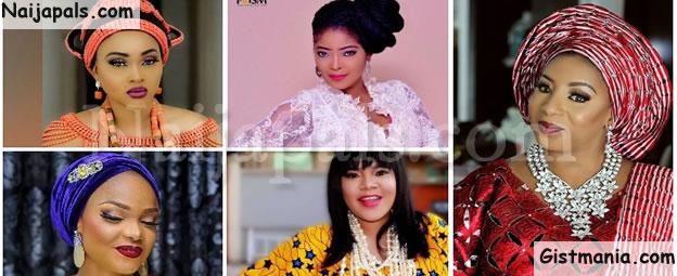 A Look Into 2018 Top Ten Most Beautiful Yoruba Actresses (Photos)