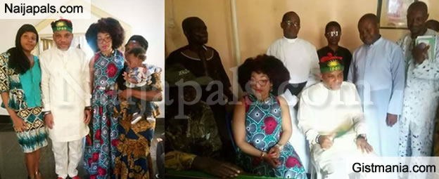 Priests, IPOB Families & Others Visits IPOB Leader, Prince ...