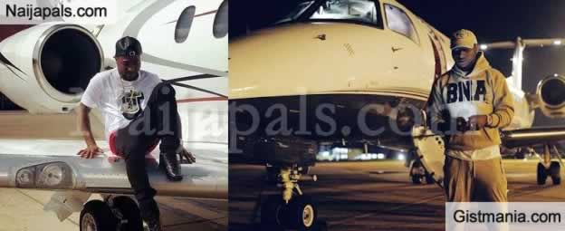 The Worth of Davido's Private Jet In Nigeria and How He Can Afford it