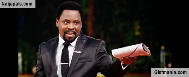 Read TB Joshua's Views on Beauty and Business - Gistmania