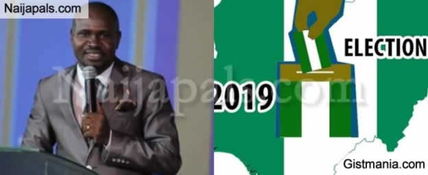 "SHOCKING !!!:  ""The Next President Of Nigeria Is A Youth"" South African Based Nigerian Prophet, Akinbodunse"