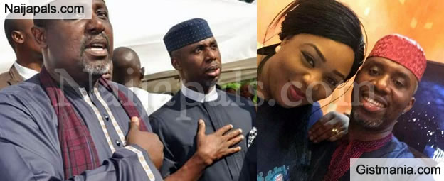 Okorocha Wont Control Me When I Become Imo State Governor – Son-In-Law, Uche Nwosu