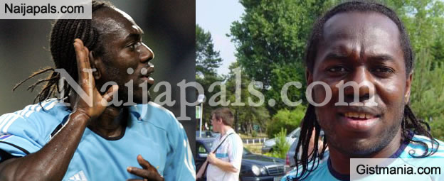 Ex-Super Eagle Star, Wilson Oruma Runs Mad After Pastor Dupes Him of N1.2BN Life Savings