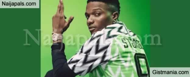 "SHOCKING!!!:  ""He will have visa issues"" – Nigerians React On Wizkid's Schedule For World Cup Opening Performance"