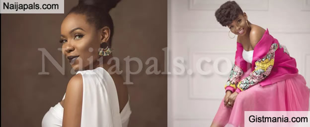 Ladies Can You Rock This Yemi Alade S New Hairdo Photos