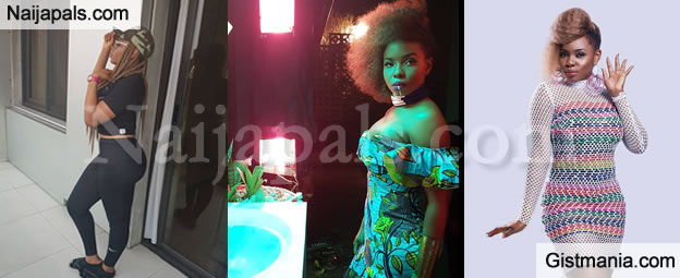 HOT!!!: Singer Yemi Alade Looks Absolutely Gorgeous In Her New Photos